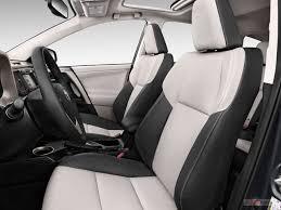 2016 toyota rav4 front seat
