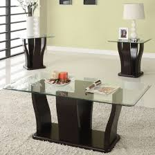 zoom acme furniture 3pc coffee end table set in espresso