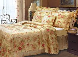 Greenland Home Antique Rose Quilt & Sham Set, Twin, Full/Queen Or King –  closeoutlinen