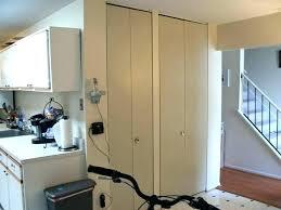 hanging sliding closet doors ing installing on carpet wardrobe over laminate flooring