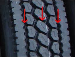 Truck Tire Tread Depth Chart Lessons On Tire Tread Depth And Mismatched Tires