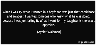 When I was 15, what I wanted in a boyfriend was just that ... via Relatably.com