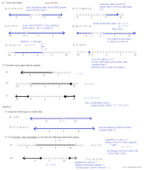 solving absolute value equations worksheets printables worksheet solving kuta algebra equation and inequalities full