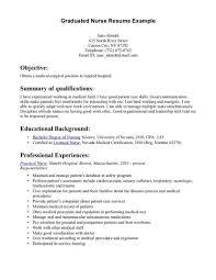 Sample Nursing Student Resume Nursing Student Resume Examples sraddme 35