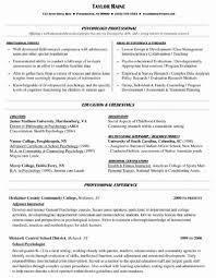 Professors Resumes 20 Adjunct Professor Resume