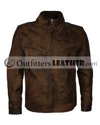 previous next 1 2 previous next mens classic vintage casual goat hide designer brown leather jacket
