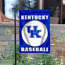 cky wildcats baseball team garden flag