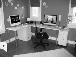 work desk ideas white office. White Office Decor. Great Work Decorating Ideas Bca Have Decor E Desk T