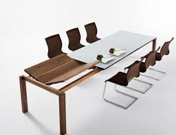 modern dining table. Team7 Magnum Extension Dining Table Room From Team 7 The Modern