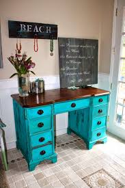 what color to paint furniture. i get so many compliments on this turquoise color milk paint itu0027s from the real what to furniture r