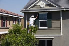 painting shutters on vinyl sided house