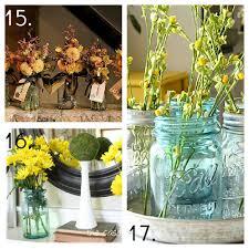 Decorations Using Mason Jars 100 Mason Jar Ideas Mason Jar Decor Mason Jar Candles 53