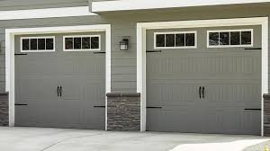 made with a steel backer the model 9605 has an r value of 10 r value of 9 for 7 tall doors r value of 10 for 8 tall doors