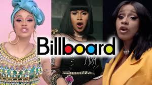 Cardi B Billboard Chart History