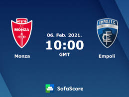 Monza Empoli Live Ticker und Live Stream - SofaScore