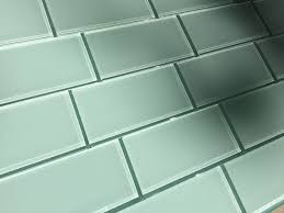 bodesi glass tile beautiful seafoam 3x6 glass subway tile