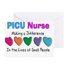 Picu Nurse Picu Nurse Greeting Card