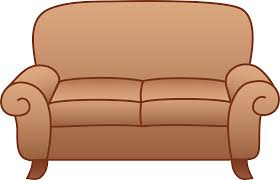 Image result for sofa cartoon