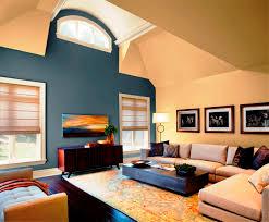 D Living Room Paint Colors For Unbelievable Fantastic Trendy  Image
