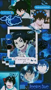 Blue exorcist anime ...