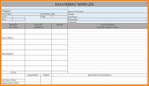 project weekly report format daily progress report format construction project weekly work log