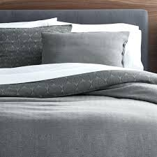 gorgeous inspiration gray duvet cover king reversible covers and pillow shams crate barrel cotton dark charcoal dark gray duvet cover