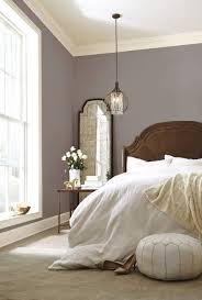Poised taupe paint color for bedroom walls - beautiful with classic  furniture