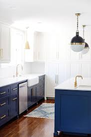 impressive white and blue kitchen cabinets and white and blue kitchen ideas trendyexaminer