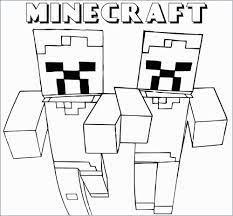 Tuyển tập các bức tranh tô màu Minecraft đẹp nhất dành cho bé trai yêu thích