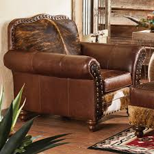 Western Couches Living Room Furniture Vaquero Club Chair