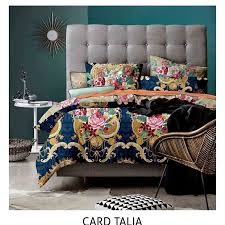 100 polyester cotton fl duvet cover set elegant bedding sets bed linens whole s china