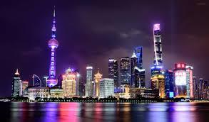 photo of city shanghai hd wallpaper