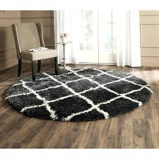 black and white round area rug area rugs round kitchen rugs black and white round rug