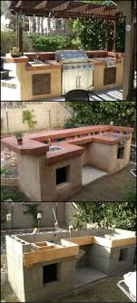 15 Outstanding Cinder Block Fire Pit Design Ideas For Outdoor. Build  Outdoor KitchenOutdoor ...