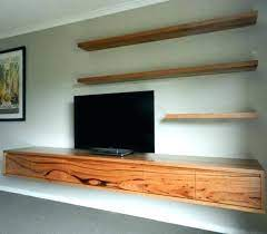 floating entertainment unit diy tv stand