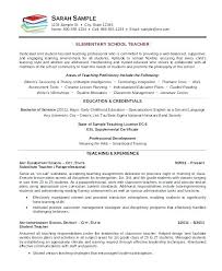 Resume Templates Teacher Kindergarten Teacher Resume Sample Teacher ...