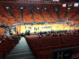 Don Haskins Center El Paso Seating Chart Perfect Venue Review Of Don Haskins Center El Paso Tx