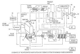 patent us7272934 system integration of a steam reformer and gas patent drawing