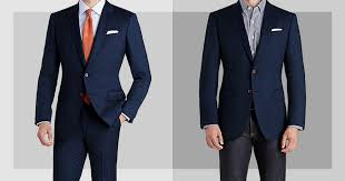 How To Wear Your Suits In A Business Casual Office Black Lapel