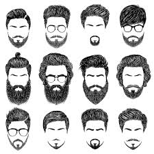Beard Chart How To Pick A Beard That Completes Your Look Slikhaar Tv Blog