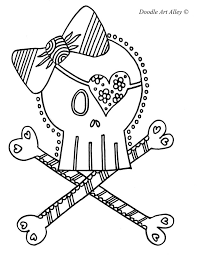 Small Picture Pirate Coloring pages Doodle Art Alley
