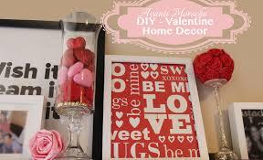 San Valentin Decoration Diy Valentine Home Decor Ideas Para San Valetin Valentine Gifts