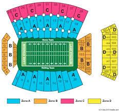 Lane Stadium Seating Chart Lane Stadium Tickets And Lane Stadium Seating Chart Buy