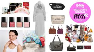 gma exclusive digital deals and steals on must have gifts for mother s day