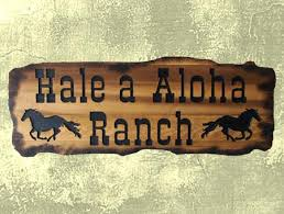 rustic distressed wood horse ranch sign galleries and distressed wood signs distressed wood signs tutorial