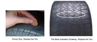 Cooper Tire Rubber Company Tire Tread