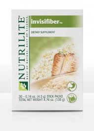 fat loss nutrilite invisifiber