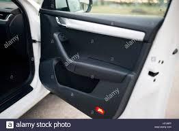 car door lock button. Car Window Panel Door Button - Stock Image Lock