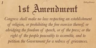 「he Bill of Rights amended to the federal Constitution.」の画像検索結果
