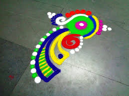 Small Picture small easy fancy beautiful rangoli design YouTube
